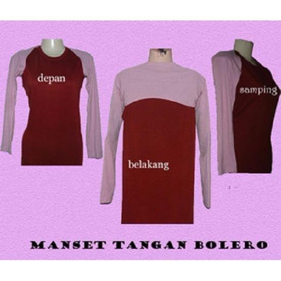 Review of Manset Bolero/Manset Tangan Sambung/Manset Rompi anggaran terbaik - Hanya Rp35