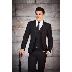 Spesifikasi Manzone Jas Vest Dan Celana Pria Exclusive Slimfit Elegant Online