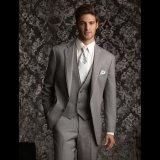 Jual Manzone Stelan Jas Vest Dan Celana Formal Pria Modern Style Grey Branded