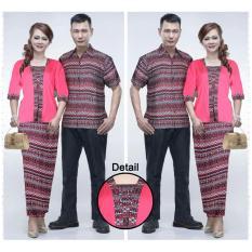 Marchel couple suami istri saraswati - Red