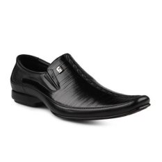 Promo Marelli Sepatu Pria Formal Kulit Lv 002 Hitam Di Indonesia