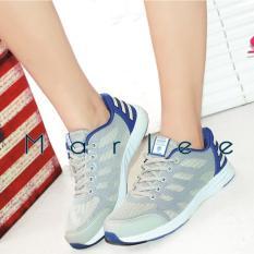 Obral Marlee 010 Lifestyle Unisex Sneaker Impor Abu Murah