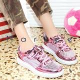 Spesifikasi Marlee 161 Sepatu Sneaker Impor Pink Dan Harganya