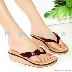 Marlee Flip Flop Wedges Wanita UJ-05