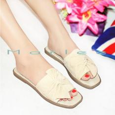 Marlee Premium Slider Sandal Flat Wanita  ME-26