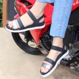 Beli Marlee Sandal Platform Wanita Hs 01 Hitam Pake Kartu Kredit