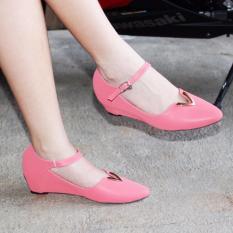 Berapa Harga Marlee Sepatu Wedges Wanita Bd 02 Salem Marlee Di Jawa Barat