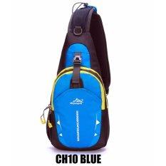 Ulasan Lengkap Martin Versa Tas Slempang Pria Light Blue