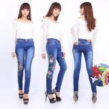 Jual Master Jeans Celana Wanita Bordiran Lengkap