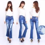 Beli Master Jeans Celana Wanita Cutbray Sobek Puring Cicilan