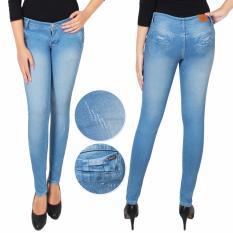 Spesifikasi Master Jeans Celana Wanita Kantong Bobok