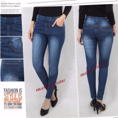 Master Jeans Celana Wanita Legging Jeans By Master Jeans.