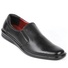 Max Baghi Sepatu Low Cut Pria BRM 4901 - Hitam