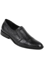 Review Max Baghi Sepatu Pria Msm 4705 Hitam