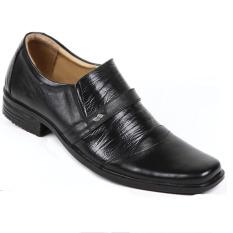 Max Baghi Sepatu Pria YYM 4413 - Hitam