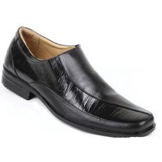 Max Baghi Sepatu Pria YYM 4414 - Hitam