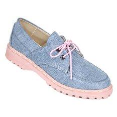 Max Baghi Ydm 4138 Woman Sneakers Biru Terbaru