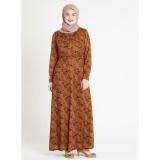 Harga Gamis Busana Muslim Jersey Dress Maxi Zahra C Online