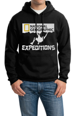 Iklan Maximum Bro Hoodie National Geographic Expedition 2 Hitam