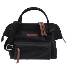Beli Barang Mynt By Mayonette Tas Fashion Wanita Korean Style Milo Backpack Hitam Online