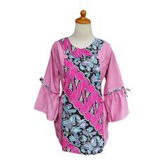 Mayura Batik  Atasan Batik Wanita Erlina (Pink)
