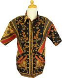 Diskon Produk Mayura Batik Kemeja Batik Pria Tumenggung 02