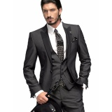 Jual Mc Marllo Setelan Jas Pria Formal Exclusive Mens Jas Formal Jas Pesta Jas Prewedding Jas Mafia Style Jas Vest Celana Grey Antik