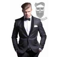 Harga Mc Marllo Jas Pria Premium Darkunicorn Hitam Jas Stylish Jas Party Jas Prewedding Jas Formal Jas New Arrival Mc Marllo Original
