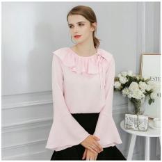 Blouse Sabrina Driggs Fashion - Baju Atasan Wanita Twiscone Lengan Pendek - Hitam. Source ·