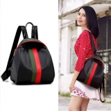 Diskon Produk Meggie Korean Oxford Mini Backpack Red Green