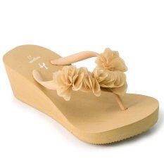 Promo Megumi Sandal Anak Iris Cream