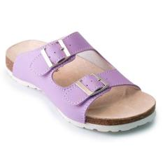 Harga Megumi Sandal Wanita Yorkshire Purple Merk Megumi Sandal