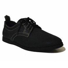 Harga Mekafa Steelcore Black Sepatu Kulit Premium Pria Using Genuine Leather Origin
