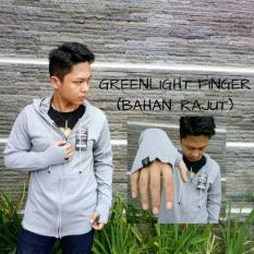 Mellius Jaket Rajut Ariel Warna Abu Greenlight Sweater