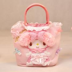 Berapa Harga Melody Tas Bekal Tas Kotak Makan Kecil Bening Korea Fashion Style Perempuan Baru Telinga Besar My Melody Di Tiongkok