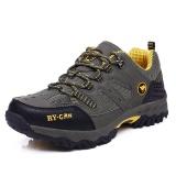 Harga Sepatu Pria Outdoor Hiking Sepatu Pakaian Anti Selip Tahan Alas Kaki Sepatu Sepatu Breathable Baru Intl Oem Original