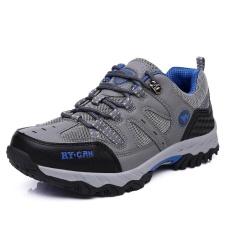 Toko Sepatu Pria Outdoor Hiking Sepatu Pakaian Anti Selip Tahan Alas Kaki Sepatu Sepatu Breathable Baru Intl Online Tiongkok