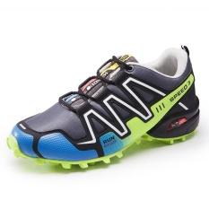 Toko Pria Anti Skid Hiking Sepatu Bernapas Nyaman Outdoors Sepatu Plus Ukuran 39 48 Intl Lengkap