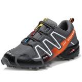 Pria Anti Skid Hiking Sepatu Bernapas Nyaman Outdoors Sepatu Plus Ukuran 39 48 Intl Tiongkok