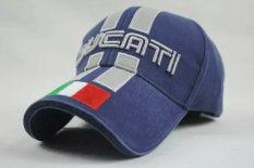 Harga Laki Laki Hitam Ducati Moto Gp Motor Logo Mobil F1 Topi Baseball Hat Internasional Termurah