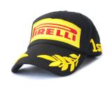 Promo Pria Hitam Pirelli Hat Cap Moto Gp Motor F1 Baseball Cap Hat Hiphop Snapback Intl