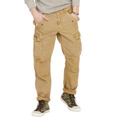 Men Cargo Pants BIGSIZE Polo Ralph Lauren ORI / Celana Kargo JUMBO - Fxv0dx