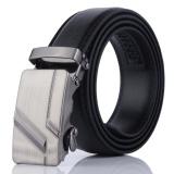 Spesifikasi Pria Sabuk Kulit Kasual Otomatis Buckle Belt Pria Bisnis Pinggang Belt Intl Oem Terbaru