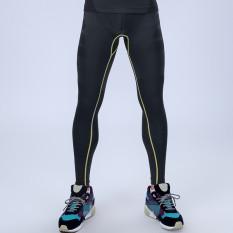 Tips Beli Dasar Laki Laki Comperssion Celana Panjang Ketat Of What Lapisan Tebal Kulit Serta Under The Sports Hitam Hijau Intl Yang Bagus