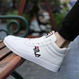 Harga Men Fashion High Top Sneaker Men Casual Sport Shoes Comfortable Flat Sneakers Intl Tiongkok
