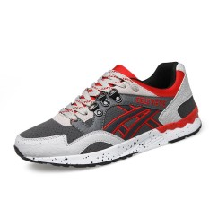 Jual Men Fashion Sport Shoes Casual Sneakers Breathable Outdoor Running Shoes Intl Import