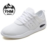 Penawaran Istimewa Men High Quality Breathable Mesh Shoes Fashion Sport Shoes Sneakers Intl Terbaru