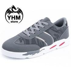 Diskon Produk Men High Quality Breathable Mesh Shoes Fashion Sport Sneakers Casual Shoes Intl