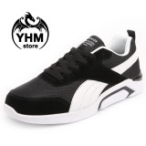 Promo Men High Quality Mesh Casual Shoes Fashion Sport Shoes Sneakers Intl Murah