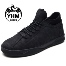 Ulasan Lengkap Men High Quality New Style Casual Shoes Fashion Cool Sneakers Street Shoes Intl
